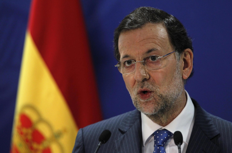 Waziri mkuu wa Uhispania Mariano Rajoy