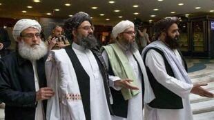 Taliban à Doha