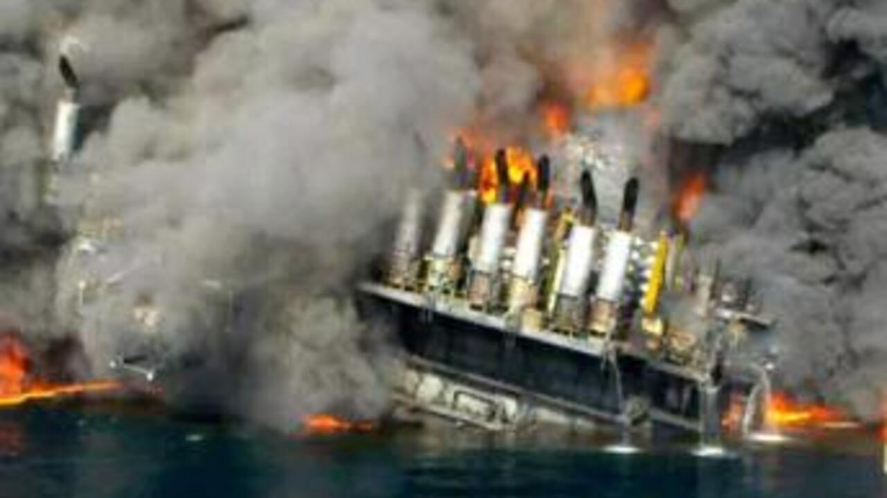 U.S., BP finalize $20B settlement over Deepwater Horizon