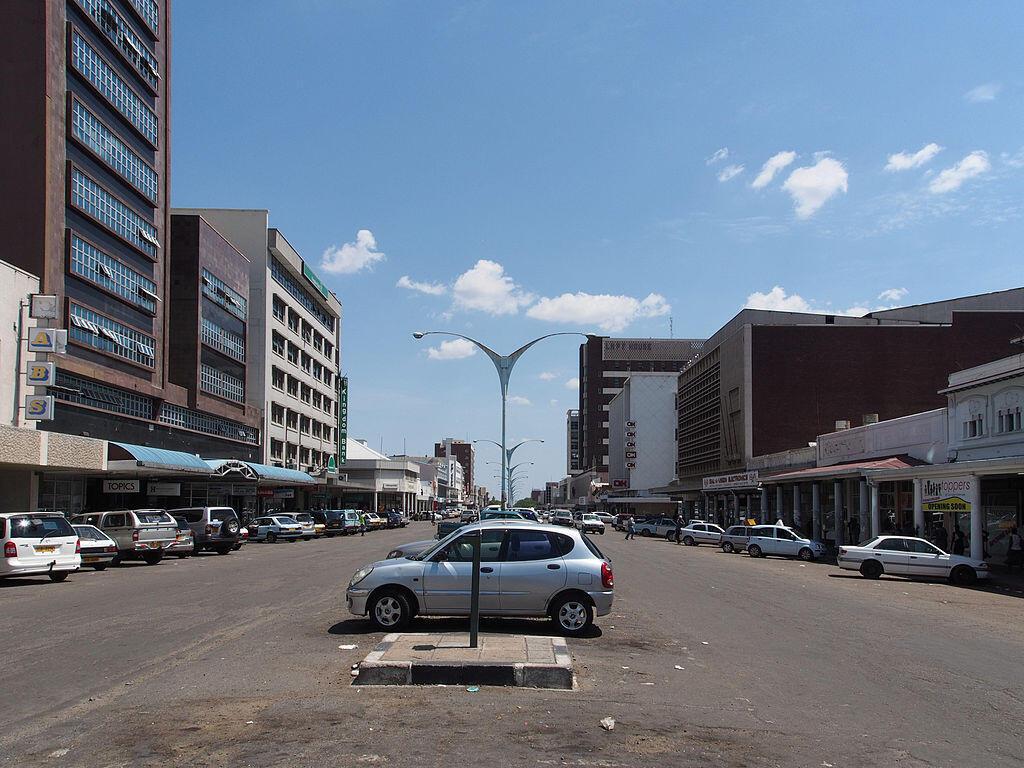 Bulawayo in Zimbabwe