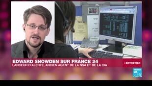Tsohon jami'in leken asirin Amurka Edward Snowden