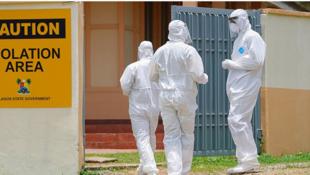 Jihar Lagos na sahun gaba wajen dauke da masu cutar coronavirus a Najeriya.