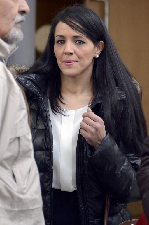 Bouchra Bagour, the mother of a three-year old named Jihad who was born on 11 September