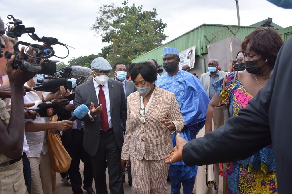 cédéao émissaires guinée alpha condé diplomates