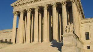 La Cour suprême américaine.