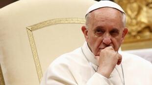 Papa Francisco no Vaticano, 3 de junho de 2013