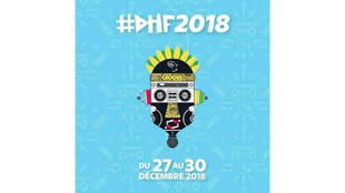 Affiche de l'édition du «Douala HipHop Festival 2018».