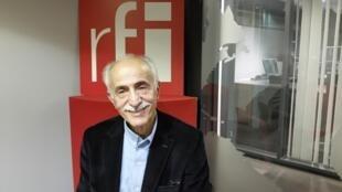 دکتر عبدالکریم لاهیجی، رییس فدراسیون بینالمللی جامعه های حقوق بشر