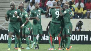 O Burkina conseguiu neste domingo o passaporte para as meias finais da CAN de futebol