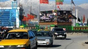 تزئین شهر کابل در ماه محرم