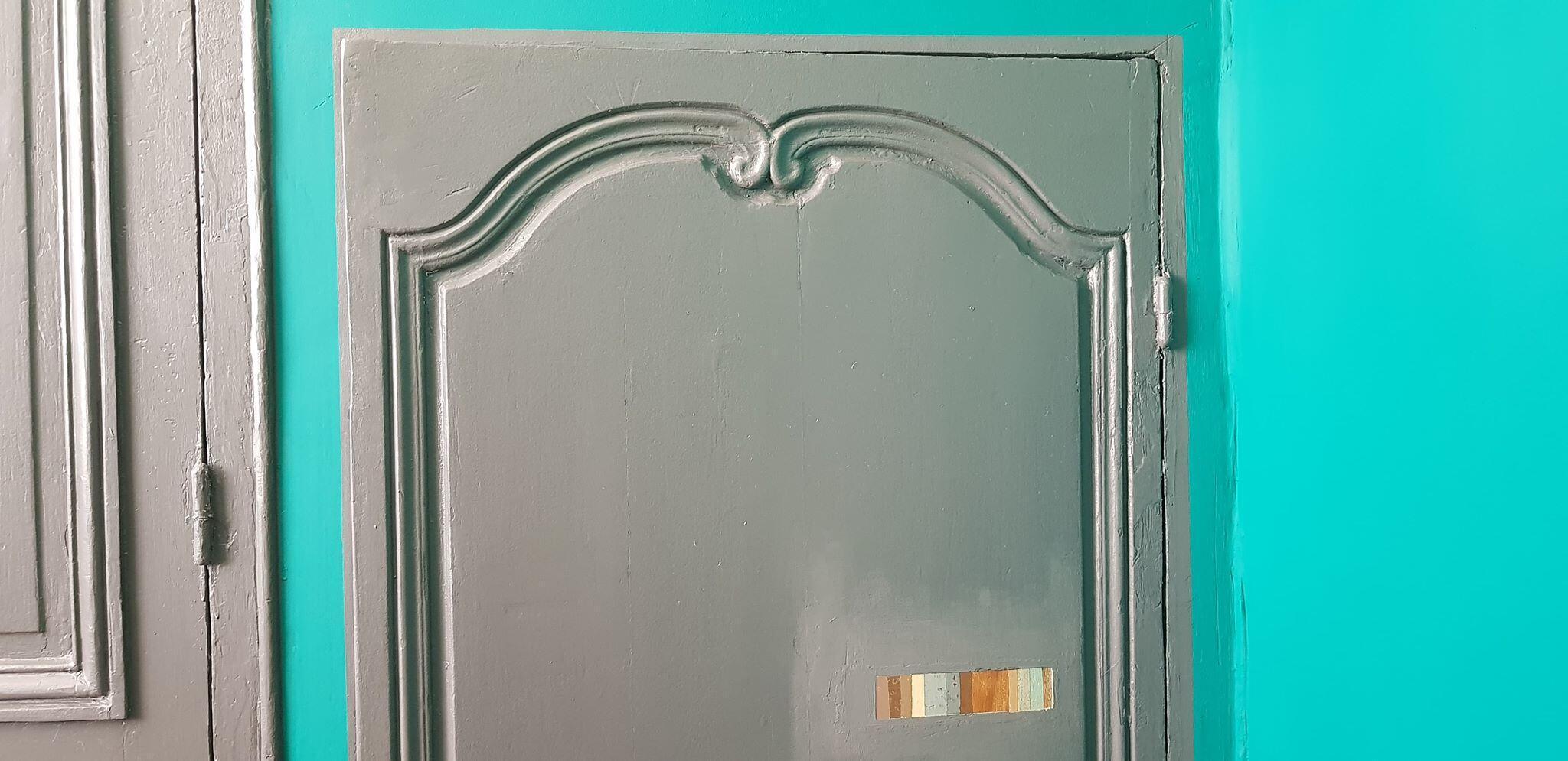 Самая старая дверь в доме Бальзака