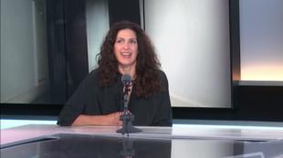 La coreógrafa y bailarina Mariana Blutrach en Escala en París