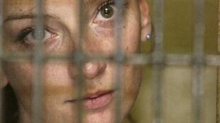 Florence Cassez after her arrest in December 2005