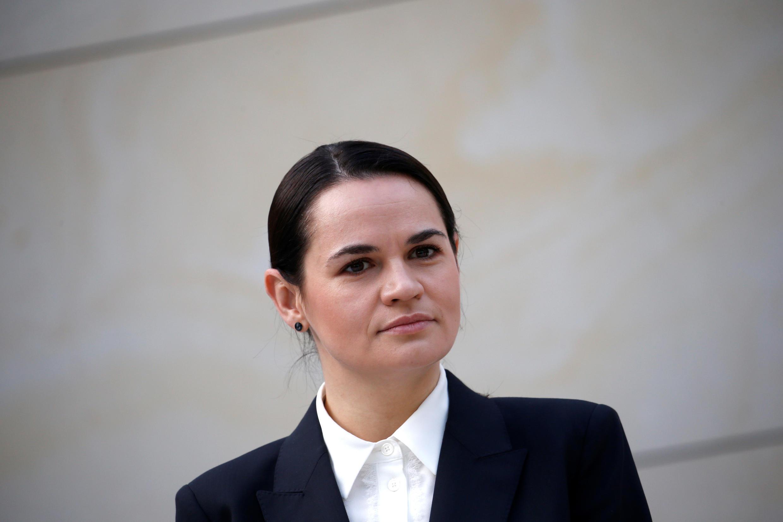Светлана Тихановская не разговаривала с мужем более 4 месяцев — с тех пор, как его арестовали.