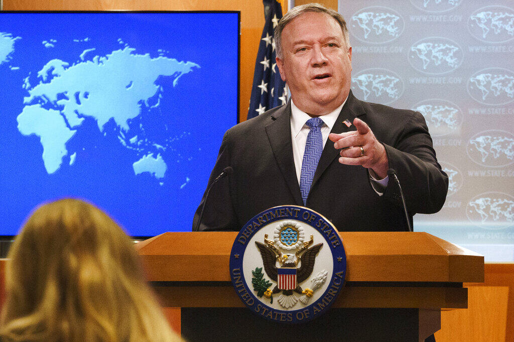 US - Mike Pompeo