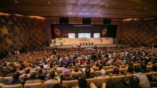 Imagem do Fórum Internacional de Dacar sobre a Paz e Segurança em África