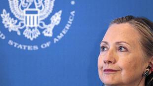 Hillary Clinton a maintes fois assuré qu'elle servirait durant un seul mandat présidentiel.