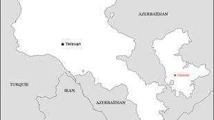 La République autoproclamée du Haut-Karabagh.