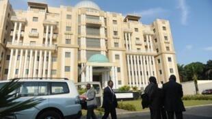 Tribunal Constitucional do Gabão.
