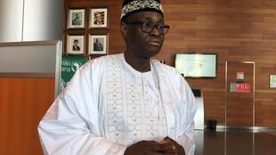 Tiébilé Dramé, le chef de la diplomatie malienne.