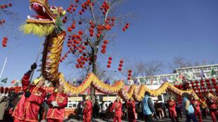 El Año Nuevo chino empezó este lunes 23 de enero.
