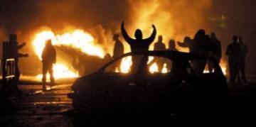 Беспорядки в Клиши-су-Буа, октябрь 2005.