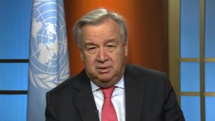 O português António Guterres começa seu mandato como secretário-geral das Nações Unidas