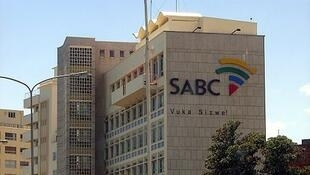The South African Broadcasting Corporation (SABC) building in Sea Point, Cape Town