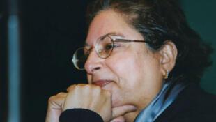 Hina Jilani, avocate pakistanaise, ancienne représentante spéciale du secrétaire général de l'ONU pour les défenseurs des droits de l'homme.