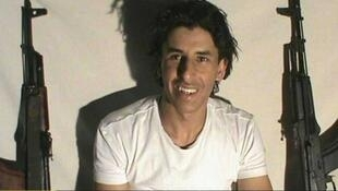 Seifeddine Rezgui, auteur de la tuerie de Sousse, sur une image publiée sur un compte Twitter de l'EI.