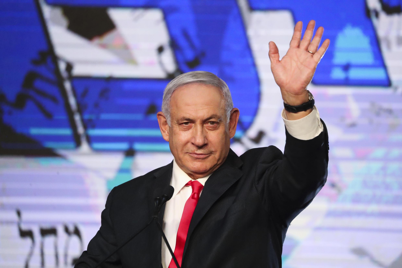PHOTO Benyamin Netanyahu 24 mars 2021