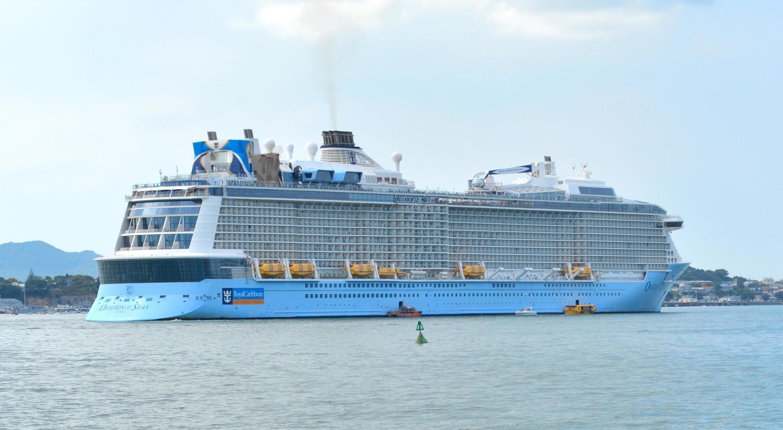 Ảnh minh họa: Một du thuyền thuộc hãng Royal Caribbean International.