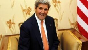 美国国务卿克里 (2014年9月19日)