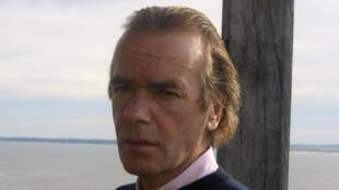 L'écrivain britannique Martin Amis.