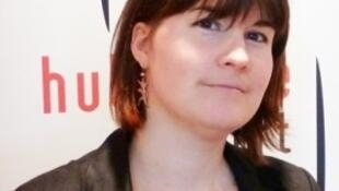 Amandine Berton-Schmitt, chargée de mission Éducation au Centre Hubertine Auclert.