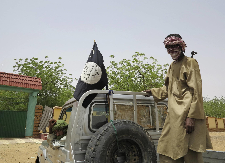 Islamistes du Mujao à Gao.