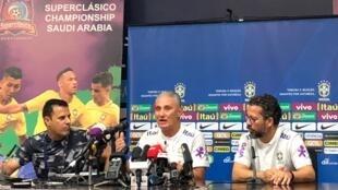 A seleção brasileira faz um amistoso nesta sexta-feira (12) contra a Arábia Saudita, em Riad.