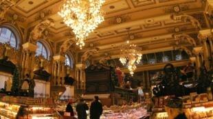 Eliseyev gastronom Moscow