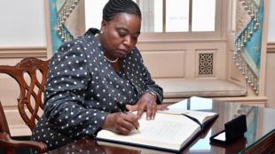 La ministre des Affaires étrangères kényane Monica Juma (image d'illustration).