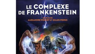 Affiche «Le complexe de Frankenstein», de Alexandre Poncet et de Gilles Penso.