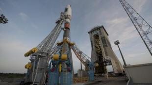 Soyuz será lanzado desde el centro espacial de Kurú en la Guayana francesa el 20 de octubre de 2011.