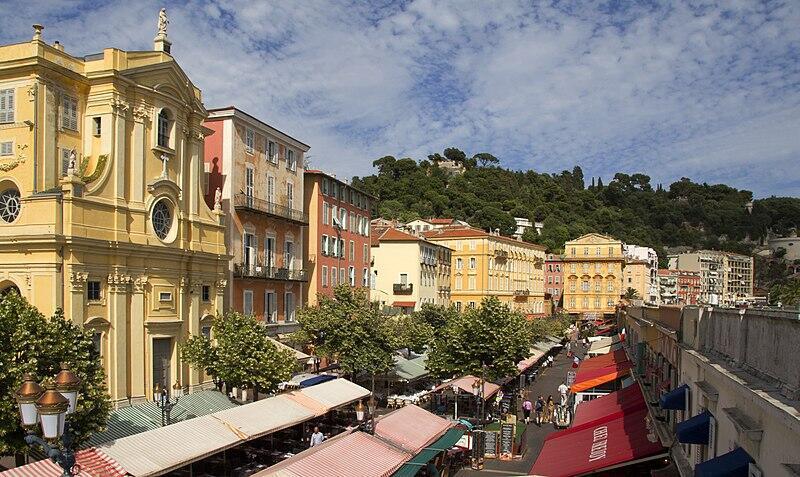 Riqueza arquitetônica de Nice contribuiu para a entrada na cidade na lista do Patrimônio Mundial pela Unesco.