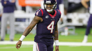 Nike has suspended its endorsement deal with Deshaun Watson amid allegations of sexual misconduct by the NFL quarterback