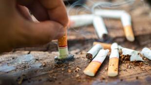 La vente de cigarettes et de tabac est interdite, depuis deux mois, dans le cadre des mesures mises en place par le gouvernement sud-africain pour lutter contre le Covid-19. (Photo d'illustratrion)