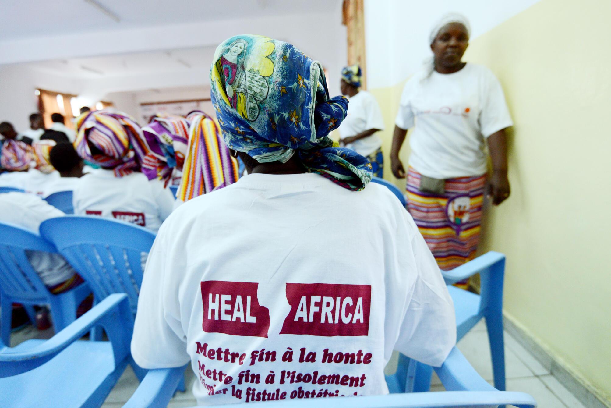 L'hôpital Heal Africa de Goma, en République démocratique du Congo. Les viols massifs commis dans l'est de la RDC sont régulièrement dénoncés mais rarement condamnés.
