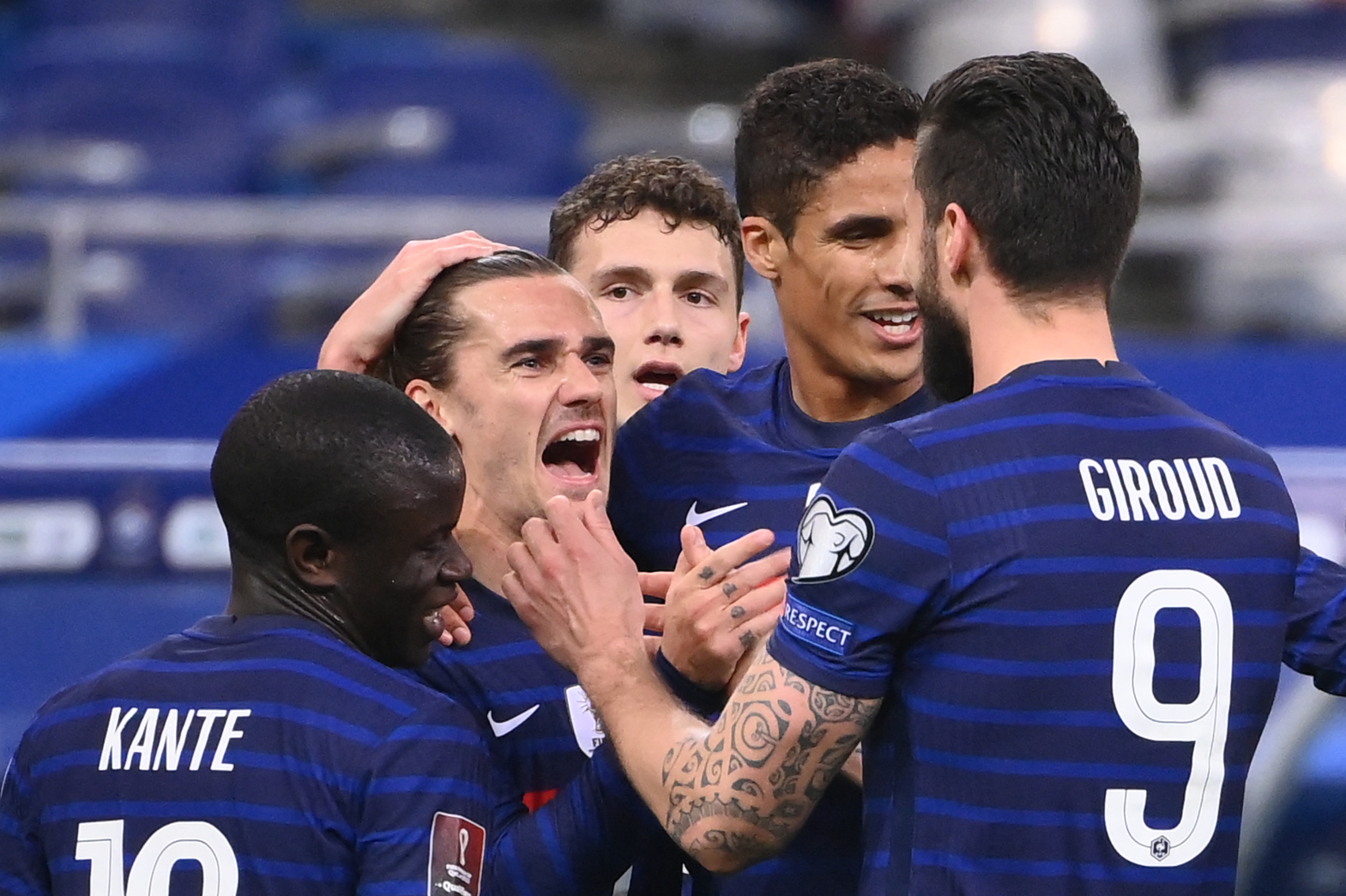 L'Équipe de France fait son entrée dans la compétition ce mardi contre l'Allemagne.