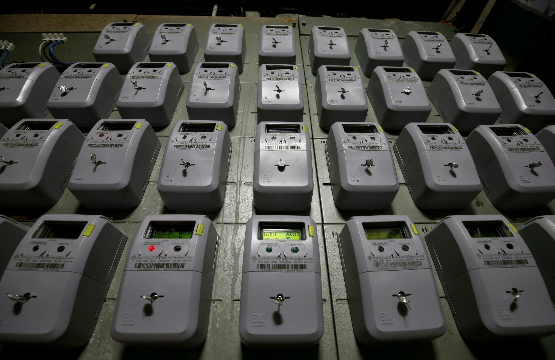 Compteurs électriques Barcelone