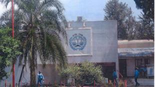 Les bureaux du Tribunal International pour le Rwanda à Arusha, (2003).