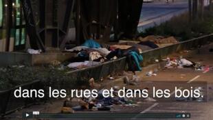 La Cimade denuncia el endurecimiento de la política migratoria en Francia.