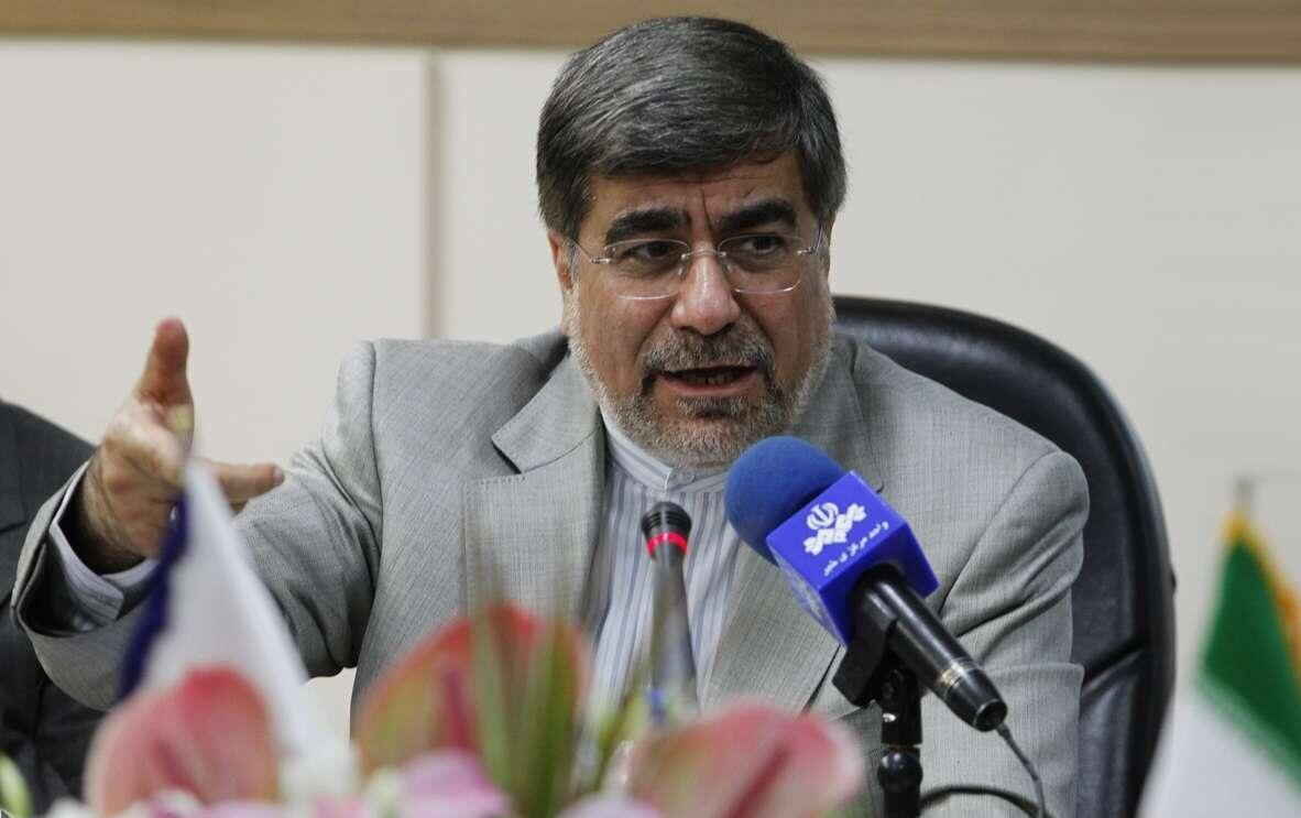 علی جنتی، وزیر فرهنگ و ارشاد اسلامی-تصویر آرشیوی